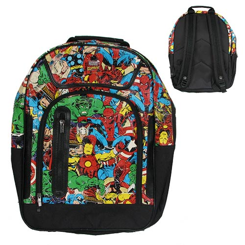 Marvel Multi-Character Backpack