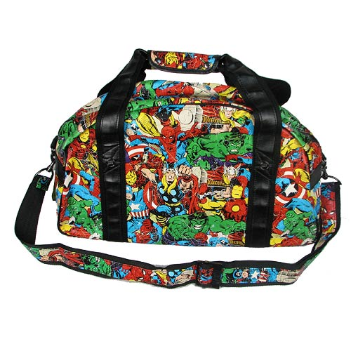 Marvel Multi-Character Gym Bag