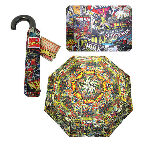 Marvel Retro Color Umbrella