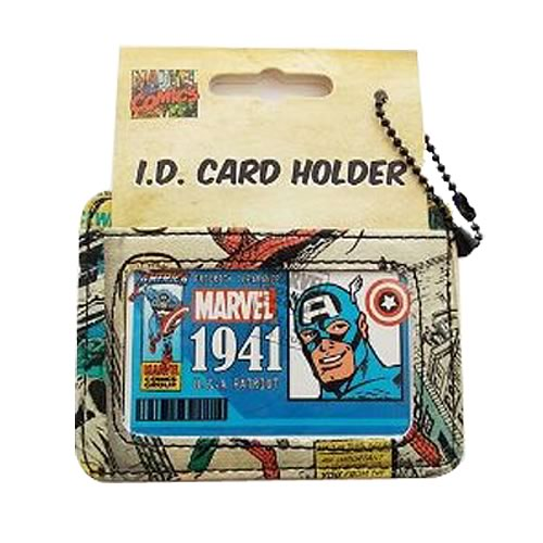 Marvel Retro Collection ID Card Holder