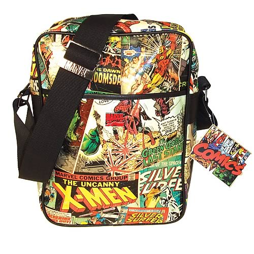 Marvel Retro Collection Flight Bag