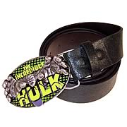 Marvel Retro Collection Hulk Belt and Buckle