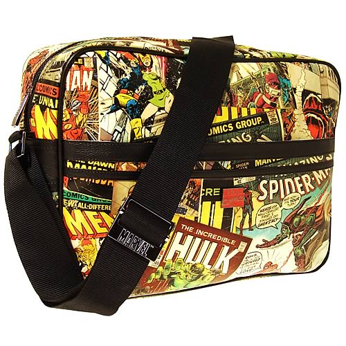 Marvel Retro Collection Messenger Bag