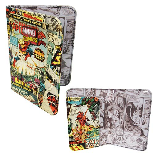 Marvel Retro Collection Passport Holder