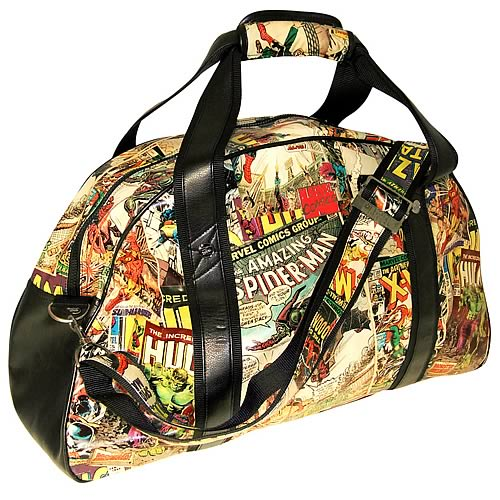 Marvel Retro Collection Gym Bag
