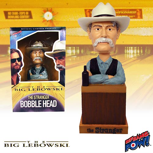 Big Lebowski The Stranger Bobble Head