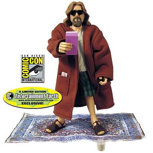 The Dude (Unemployed) 8-Inch Action Figure - an EE Exclusive
