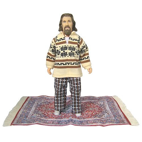 The Big Lebowski The Dude 8-Inch Action Figure