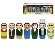 The Big Lebowski Pin Mate Set Of 7 - Convention Exclusive