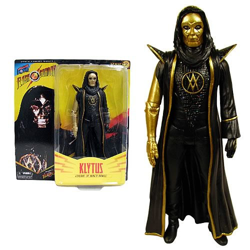 Alex Ross Flash Gordon Klytus 7-Inch Action Figure