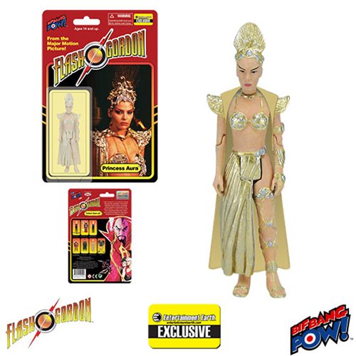 Flash Gordon Princess Aura 3 3/4-Inch Figure - EE Excl.