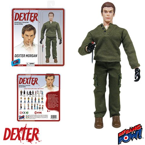 Dexter Morgan 8-Inch Action Figure