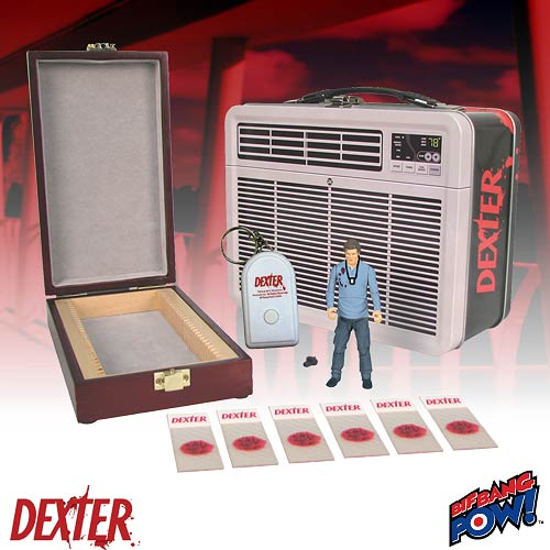 50% Off Dexter Collectibles