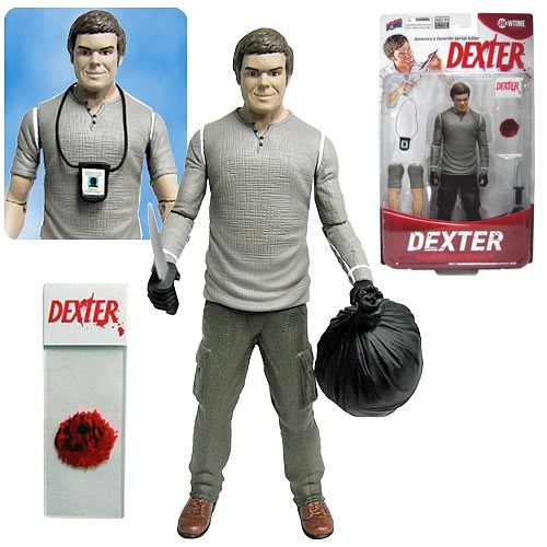 Dexter 7-Inch Action Figure