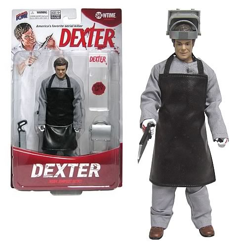 Dexter in Jumpsuit 7-Inch Action Figure