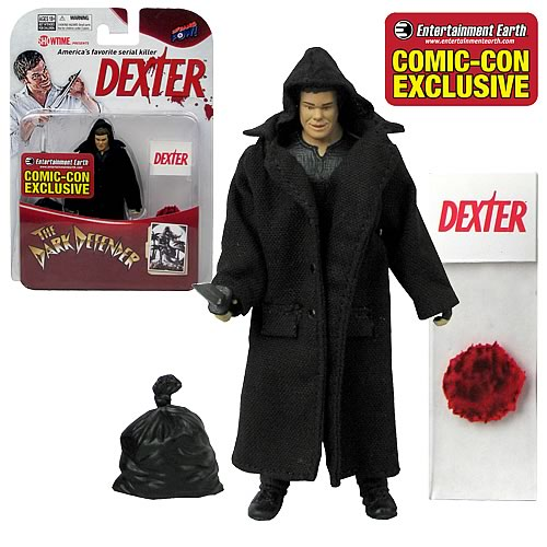 Dexter Dark Defender 3 3/4-Inch Comic-Con Exclusive Figure
