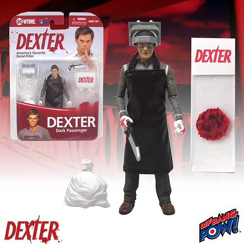Dexter Dark Passenger 3 3/4-Inch Action Figure