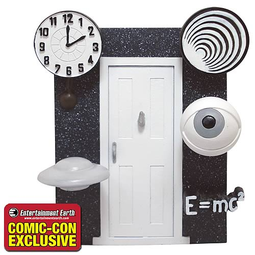 Icons of The Twilight Zone Bobble Head - Comic-Con Exclusive