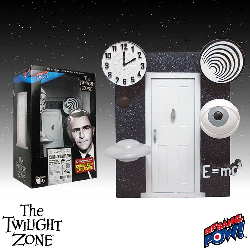 Auto Zone Phone Number >> Icons of The Twilight Zone Bobble Head Revisited - Bif Bang Pow! - Twilight Zone - Bobble Heads ...