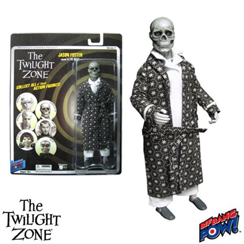 The Twilight Zone Jason Foster 8-Inch Action Figure