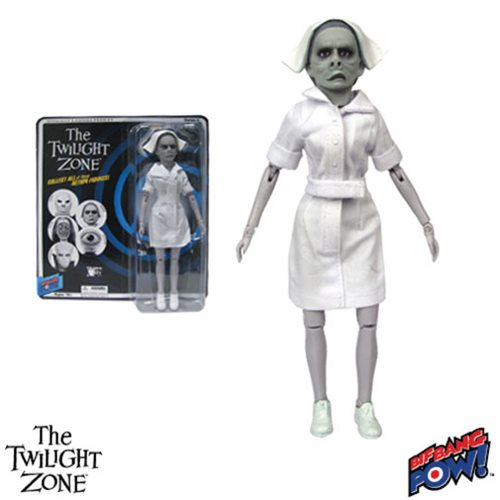 The Twilight Zone Nurse Action Figure