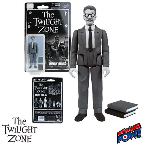 20% Off The Twilight Zone Action Figures