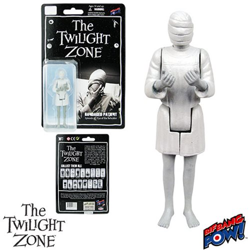 The Twilight Zone Bandage Patient 3 3/4-Inch Figure Series 2