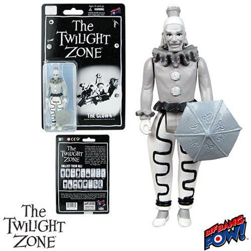 The Twilight Zone Clown 3 3/4-Inch Figure Series 3