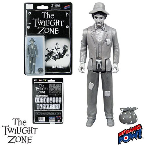 The Twilight Zone Hobo 3 3/4-Inch Figure Series 3