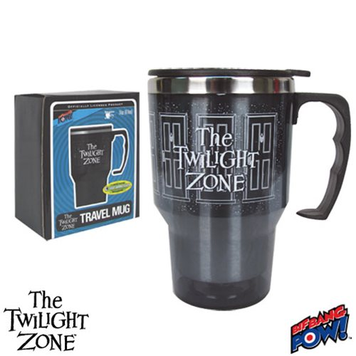 EE Exclusive The Twilight Zone Doorway 14 oz. Travel Mug
