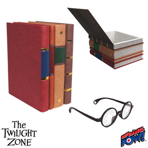 Twilight Zone Henry Bemis Book Replica -Convention Exclusive