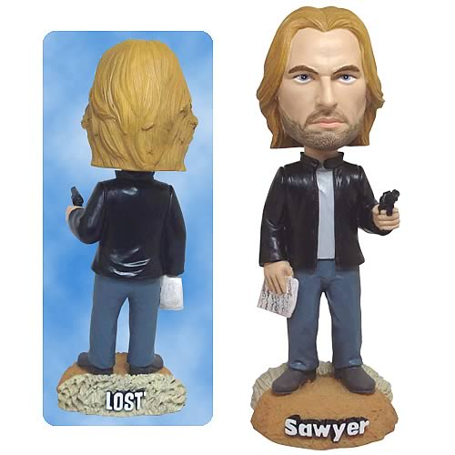 Lost Sawyer Bobble Head