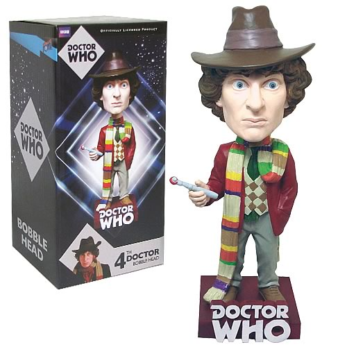 Doctor Who Fourth Doctor Bobble Head
