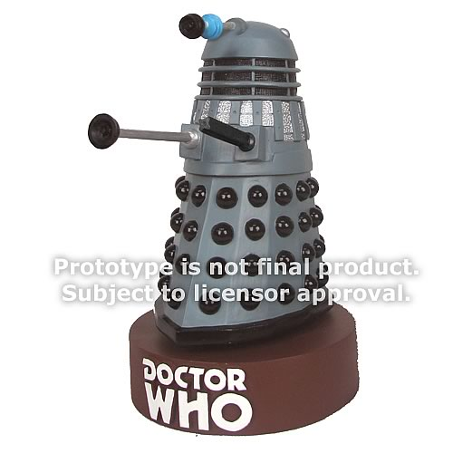 Doctor Who Genesis Dalek Bobble Head