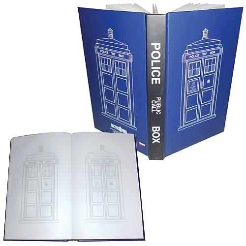 Doctor Who TARDIS Journal