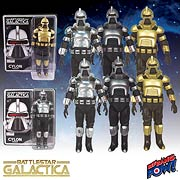 Battlestar Galactica Cylons 8-Inch Action Figure Case