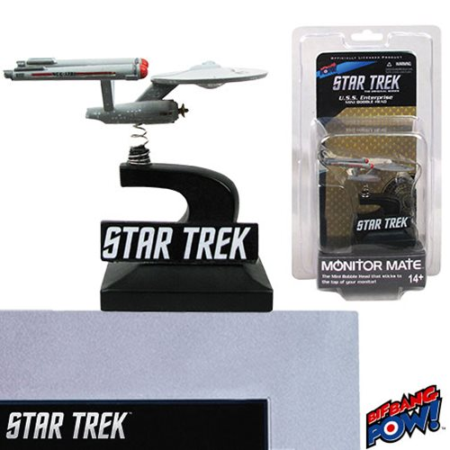 Star Trek: The Original Series Enterprise Monitor Mate