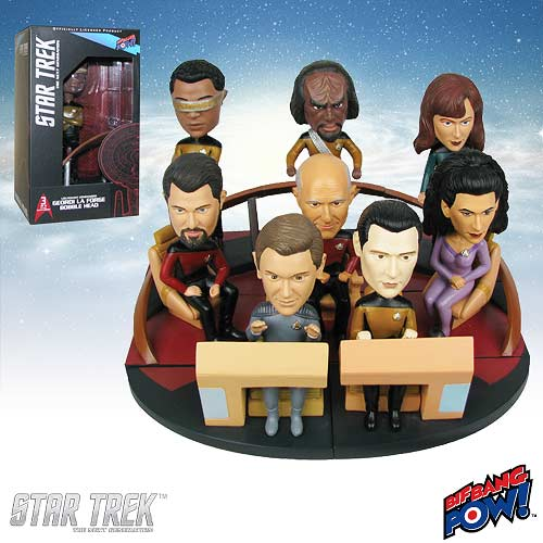 Up to 33% Off Star Trek Bobbles