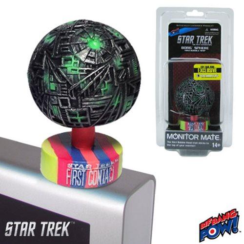 Star Trek Borg Sphere Monitor Mate -