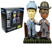Star Trek: TNG Sherlock Holmes Bobble Heads-Set of 2 Excl.
