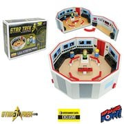 Star Trek: Tos Pin Mate Enterprise Playset – Ee Exclusive
