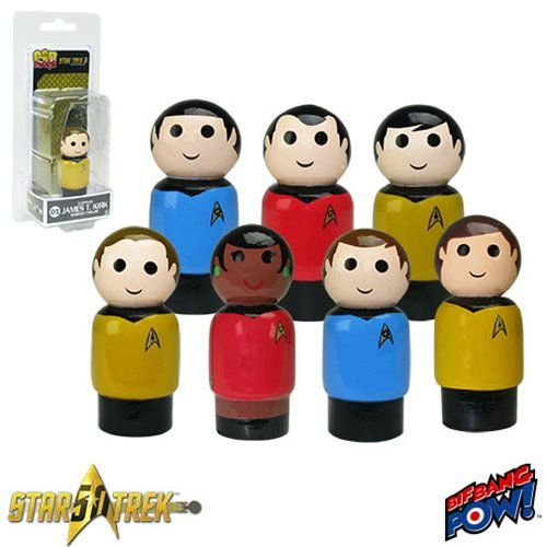 Highly Collectible Star Trek Figures