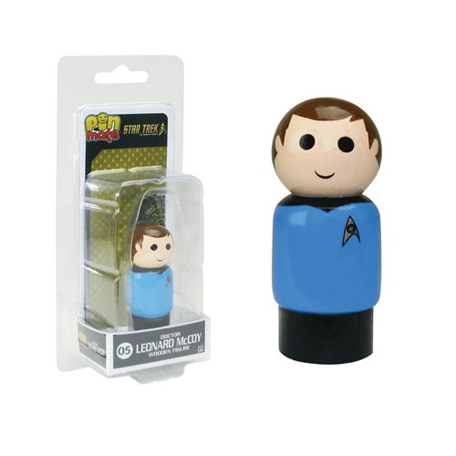 Star Trek: The Original Series Dr. Leonard McCoy Pin Mate