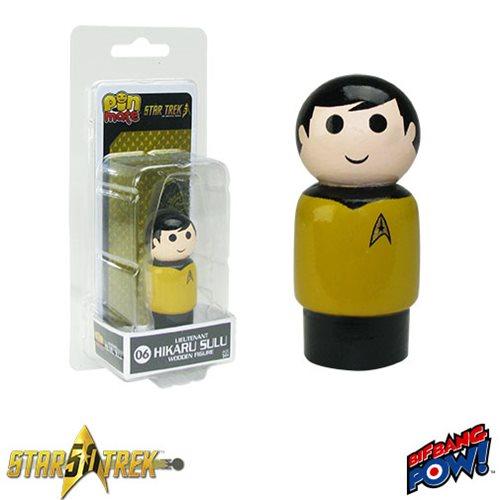Star Trek: The Original Series Lieutenant Sulu Pin Mate