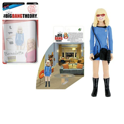 The Big Bang Theory/TOS Bernadette 3 3/4-Inch Figure - Excl.