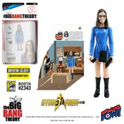 The Big Bang Theory/TOS Amy Fowler 3 3/4-Inch Figure - Excl.
