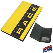 The Amazing Race Leather Passport Holder