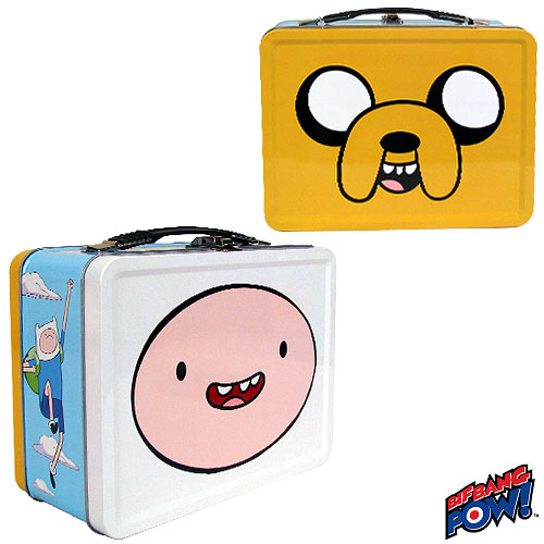 Adventure Time Finn and Jake Tin Tote