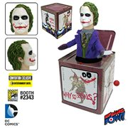 The Dark Knight Joker Jack-In-The-Box - Convention Exclusive