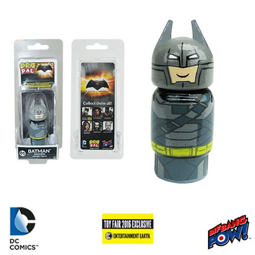 Batman Armored Pin Mate Wooden Figure - Toy Fair 2016 Excl.